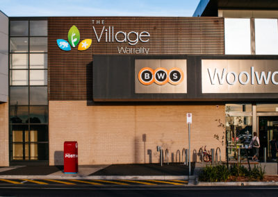 The Village Warralilly Shopping Centre